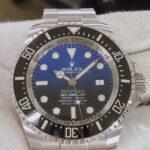 126660 Sea-Dweller Deepsea D-BLUE  88048043